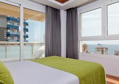 Hotel Benidorm Plaza - 베니도름 - 침실