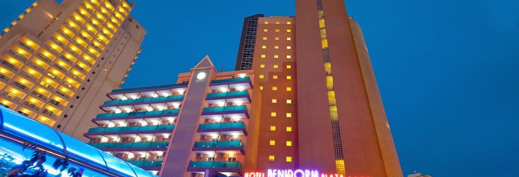 Hotel Benidorm Plaza - 베니도름 - 건물