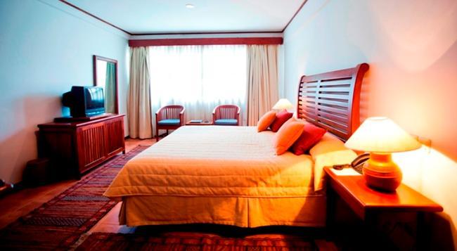 호텔 티모르 - Dili - 침실