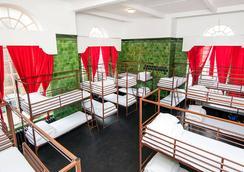 레스트업 런던 호스텔 - 런던 - 침실