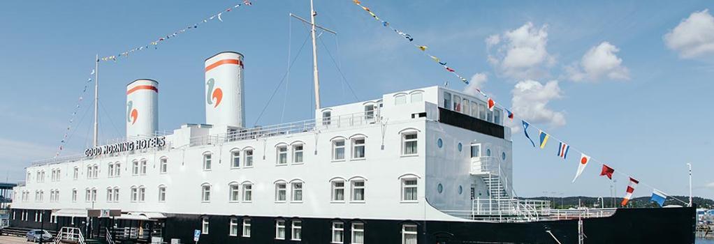 Good Morning Hotel Göteborg - 예테보리 - 건물