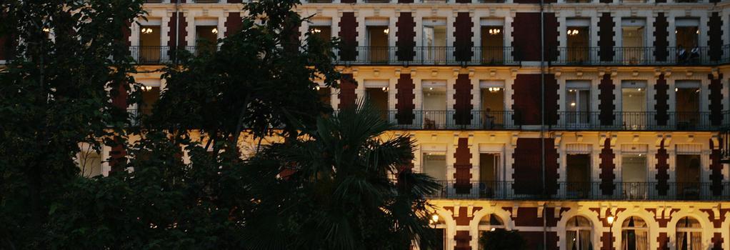 Grand Hotel Gallia & londres - 루르드 - 건물