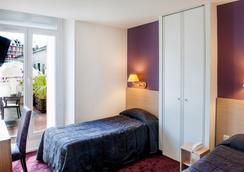 Hotel Continental - 루르드 - 침실