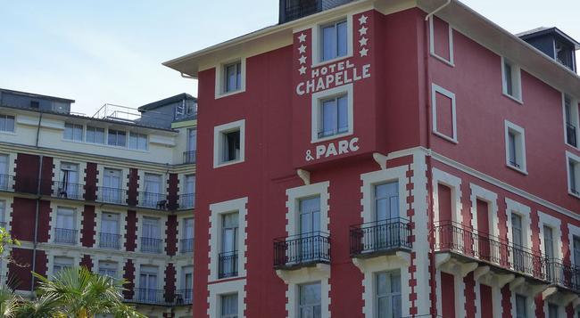 Hotel Chapelle et Parc - 루르드 - 건물