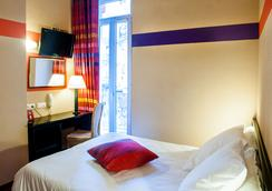 Hotel Saint Sauveur - 루르드 - 침실