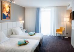 Hotel Chapelle et Parc - 루르드 - 침실