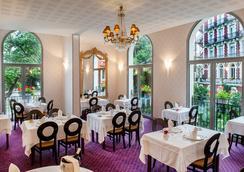 Hotel Chapelle et Parc - 루르드 - 레스토랑