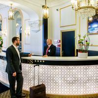 Grand Hotel Gallia & londres Reception