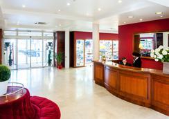 Hotel Saint Sauveur - 루르드 - 로비