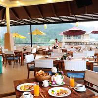 아오낭 클리프 비치 리조트 Restaurant
