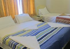 보스턴 마노 호텔 - 런던 - 침실