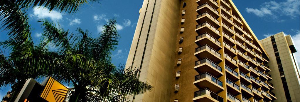 Kubitschek Plaza Hotel - 브라질리아 - 건물