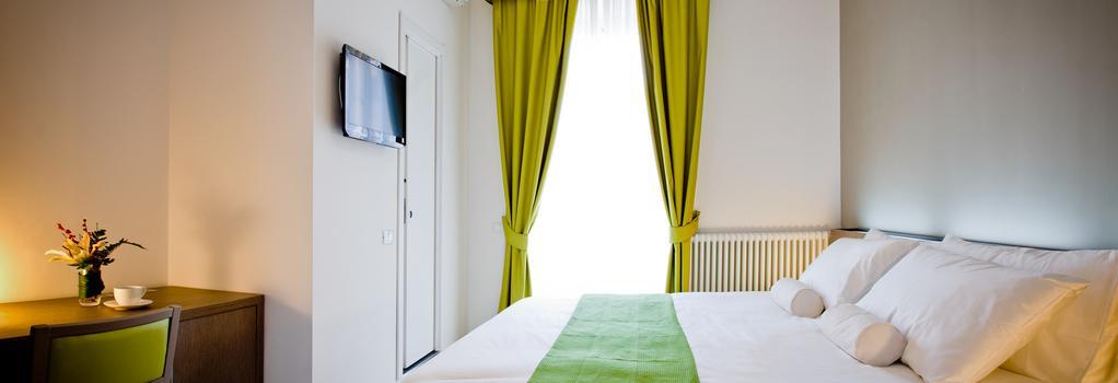 비앤비 카스텔라니 어 산 피에트로 - 로마 - 침실