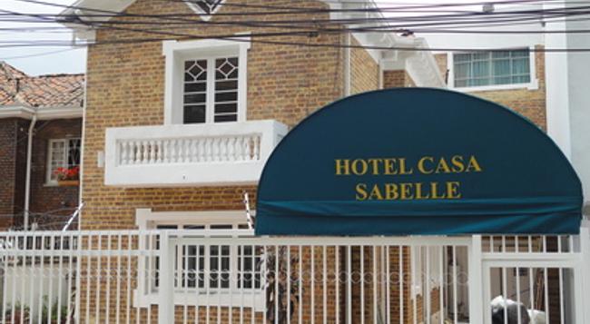 Hotel Casa Sabelle - 보고타 - 건물