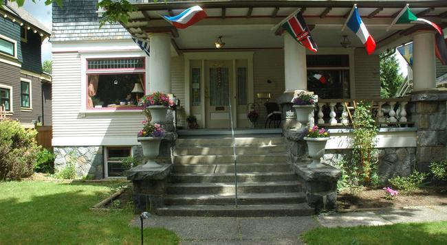 윈저 게스트 하우스 - 밴쿠버 - 건물