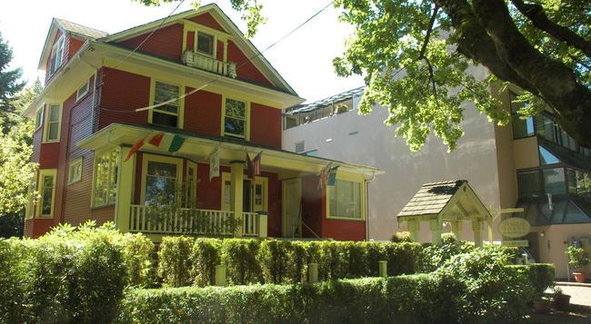 Douglas Guest House - 밴쿠버 - 건물