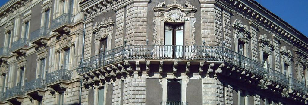 산 데메트리오 - 카타니아 - 건물