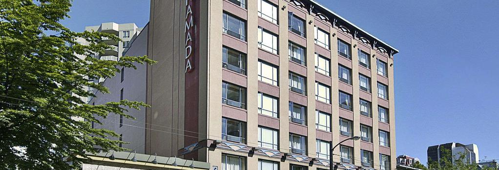 라마다 밴쿠버 다운타운 - 밴쿠버 - 건물