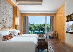 더 올림피안 홍 콩 호텔 - 홍콩 - 침실