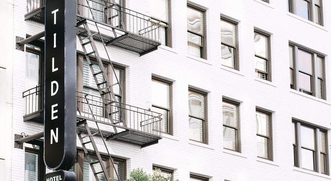 틸든 호텔 - 샌프란시스코 - 건물