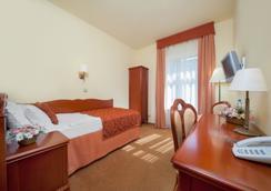 호텔 유로페이스키 - 브로츠와프 - 침실