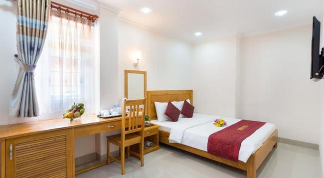 티엔 하이 호텔 - 호치민 - 침실