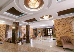 Hotel Pontos - 아나파 - 로비