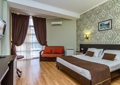 Hotel Pontos - 아나파 - 침실