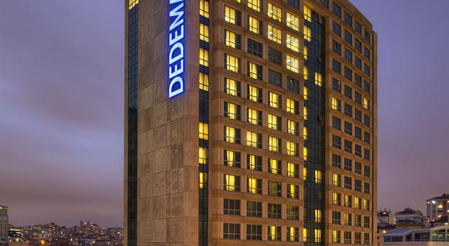 데데만 보스탄치 이스탄불 호텔 앤 컨벤션 센터 - 이스탄불 - 건물