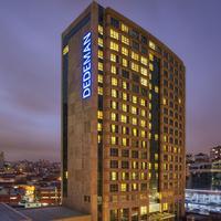 데데만 보스탄치 이스탄불 호텔 앤 컨벤션 센터 Hotel Front