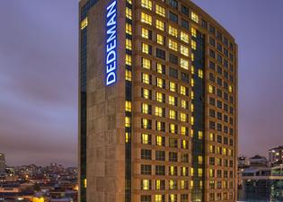 데데만 보스탄치 이스탄불 호텔 앤 컨벤션 센터