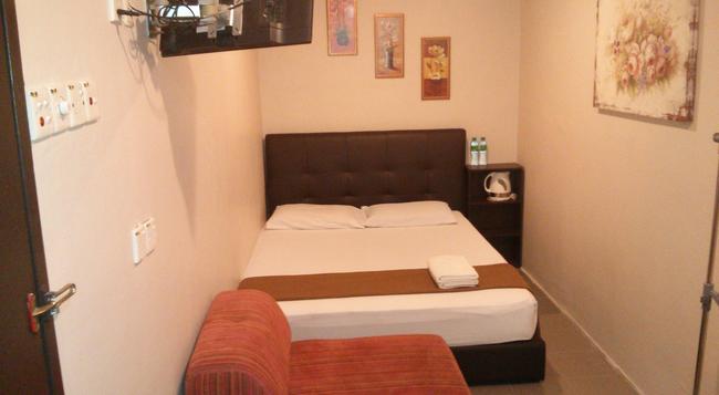 사사나 호텔 페탈링 스트리트 - 쿠알라룸푸르 - 침실
