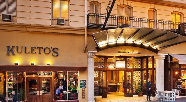 빌라 플로렌스 호텔 - 샌프란시스코 - 건물