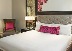 빌라 플로렌스 호텔 - 샌프란시스코 - 침실