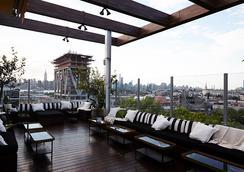 Mccarren Hotel & Pool - 브루클린 - 라운지