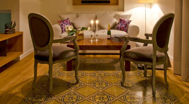 Palma Suites Hotel Residence - 팔마데마요르카 - 침실
