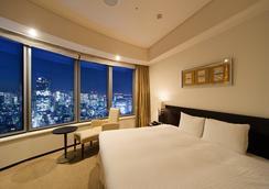 파크 호텔 - 도쿄 - 침실