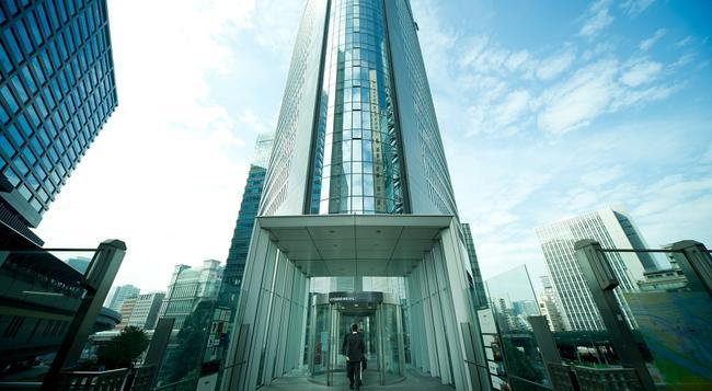 파크 호텔 - 도쿄 - 건물