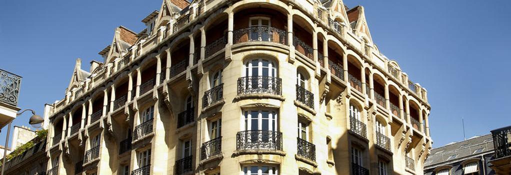 더 클레프 루브르 - 파리 - 건물
