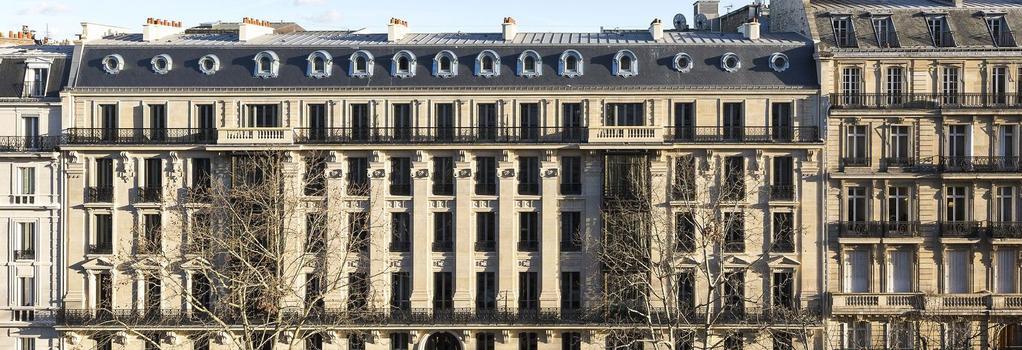 더 클레프 투어 에펠 - 파리 - 건물