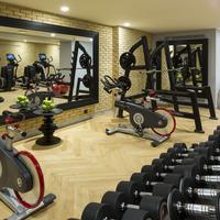 더 클레프 투어 에펠 Fitness Facility