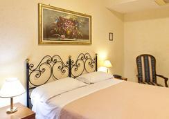 스트롬볼리 호텔 - 로마 - 침실