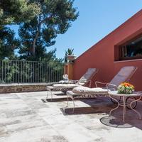 Hotel Terranobile Metaresort Terrace/Patio