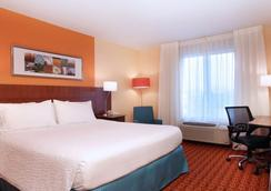 Fairfield Inn and Suites by Marriott Dallas Las Colinas - 어빙 - 침실