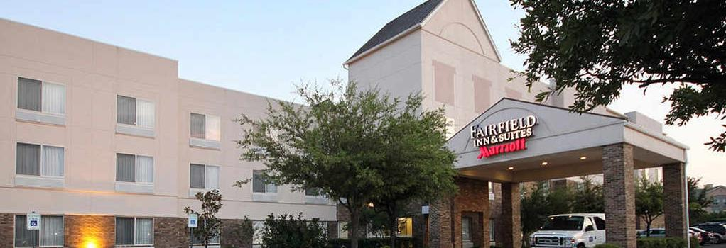 Fairfield Inn and Suites by Marriott Dallas Las Colinas - 어빙 - 건물