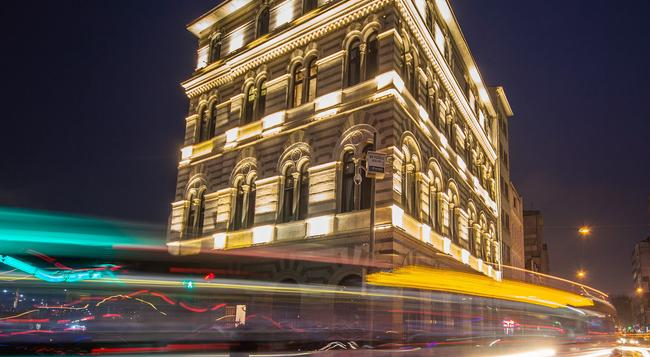 노르드스테른 호텔 갈라타 - 이스탄불 - 건물