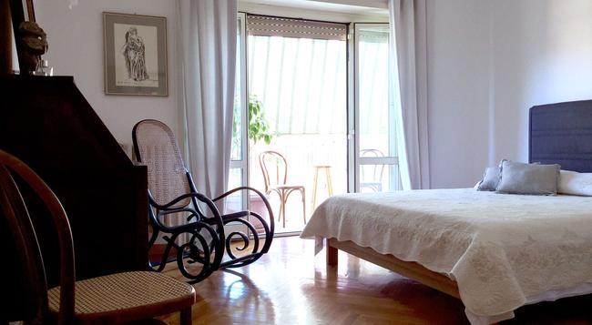 Felice B&B Monteverde Vecchio - 로마 - 침실