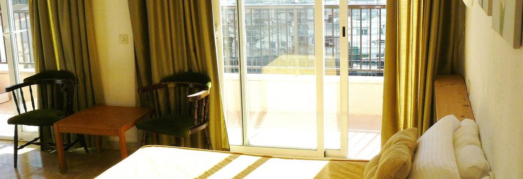 Hotel Lis - 팔마데마요르카 - 침실