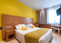Hotel Reding Croma - 바르셀로나 - 침실