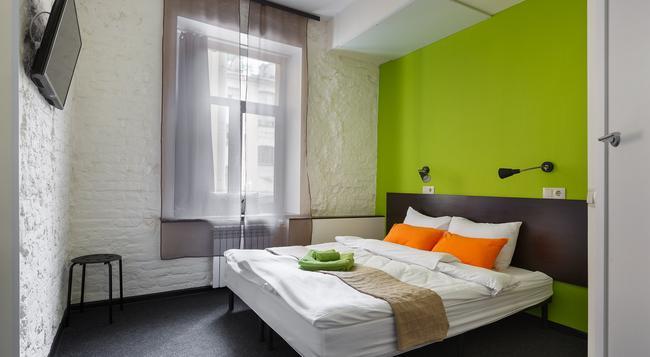 스테이션 호텔 M19 - 상트페테르부르크 - 침실